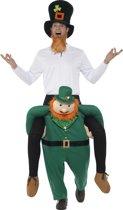 Gedragen door Kostuum - Carry me kostuum St Patricksday