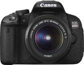 Canon EOS 650D + EF-S 18-55 IS + EF-S 55-250 IS II