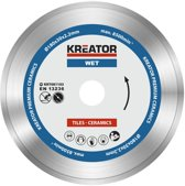 Kreator KRT081103 Diamantschijf Ø180 mm - Premium - tegels/keramiek