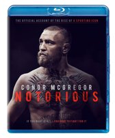 Conor Mcgregor: Notorious (Blu-ray)