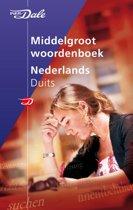 Van Dale Middelgroot woordenboek Nederlands-Duits