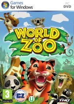 World Of Zoo (dvd-Rom) - Windows