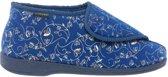 Dunlop Pantoffels Betsy Blauw Dames Maat 40
