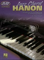 Jazz Chord Hanon (Music Instruction)