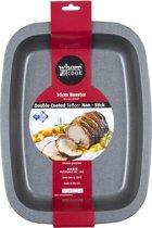 Wham Cook Essentials Roostervorm - Non Stick - Groot - 35 cm