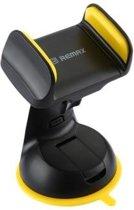 Autohouder - Remax RM-C06 - Geschikt voor Iphone 6\6Plus\5\5C\5S - Zwart
