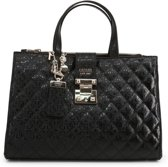 Guess Tiggy Dames Handtas - Black