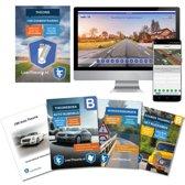 Auto Theorie 2020 Rijbewijs B PAKKET | Auto Theorieboek | Auto Theorie Samenvatting | Verkeerborden overzicht | Praktijk informatie | Auto Theorie Oefen-USB |
