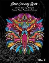 Adult Coloring Book Vol.5
