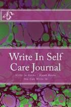 Write in Self Care Journal