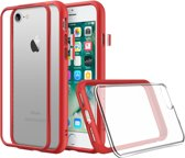 Rhinoshield MOD NX Crash Guard Bumper Red Apple iPhone 7 / 8