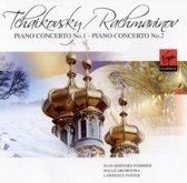 Jean-Bernard Pommier - Tchaikovsky / Rachmaninov: Piano Concertos