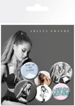 Ariana Grande Badge Pack