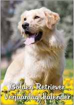 Golden Retriever Verjaardagskalender