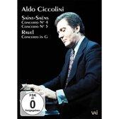 Aldo/Orch Sinfonica Di T Ciccolini - Piano Concerti By Saint-Saens & Rav