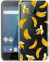 HTC U11 Life Hoesje Banana