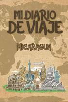 Mi Diario De Viaje Nicaragua: 6x9 Diario de viaje I Libreta para listas de tareas I Regalo perfecto para tus vacaciones en Nicaragua