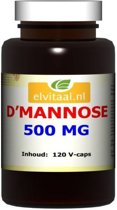 D-mannose 500 Mg Capsules