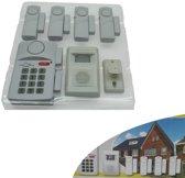 Bellson Raam en Deur Alarm set - 6-delig - Werkt op Batterijen
