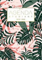 Agenda Etudiant 2019/2020 - Calendrier De Aout 2019 a Aout 2020- Agenda Semainier Et Agenda Journalier Scolaire
