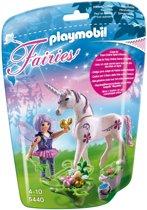 Playmobil Banketfee met Eenhoorn Ochtenddauw - 5440