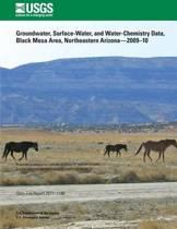 Groundwater, Surface-Water, and Water-Chemistry Data, Black Mesa Area, Northeastern Arizona?2009?10