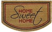 Kokosmat 50 cm x 80 cm Home Sweet Home 201