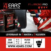 4EARS F1 & Racing Pro | Oordopjes Formule 1