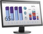 Refurbished HP V243 Monitor - Zwart