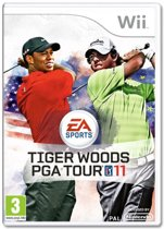 Electronic Arts Tiger Woods PGA Tour 11, Wii