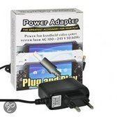 AC adapter voor PSP3000/2000/1000