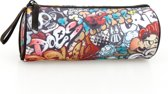 Delbag Graffiti - Does - Etui - 21 cm