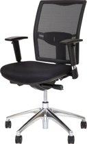 24Designs Bureaustoel Office Yorkton - Zwart