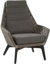 4 Seasons Outdoor Savoy loungestoel - batik
