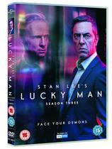 Stan Lee's Lucky Man Seizoen 3 (Import)