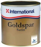 International Goldspar Satin - kleurloos - 2,5 ltr