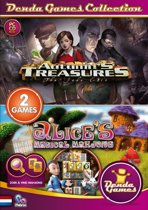Autumn's Treasures: The Jade Coin + Alice Magical Mahjong - Collector's Edition - Windows