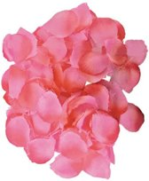 Luxe roze rozenblaadjes