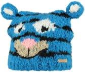 Barts Grizly Beanie - Kids - Maat 53 - Blauw