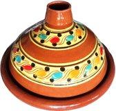 Marokkaanse Originele Tajine Aardewerk Ø 35 Cm