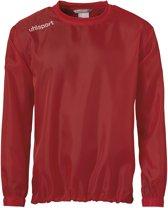 Uhlsport Essential Windbreaker  Sportshirt performance - Maat 128  - Unisex - rood