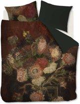 Beddinghouse x Van Gogh Museum Gladioli - Dekbedovertrek - 240x200/220 cm - Rood