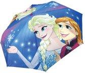 Disney Frozen Paraplu - Automatisch - met hoes - Polyester 100 cm