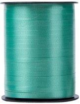 500 meter krullint 5mm blauw groen