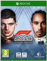 Cover van de game F1 2019 (Formule 1) Standard Edition - Xbox One