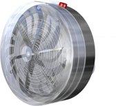 Sollar Anti-Muggen Lamp - Op Zonne-energie - UV-Licht -