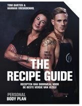 Boekomslag van 'The recipe guide'