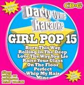 Party Tyme Karaoke: Girl Pop, Vol. 15