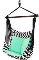 Kopu® Beach Line Chair Zigzag - Aquamarine