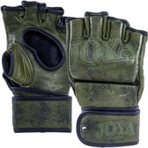 Joya Fight Fast MMA handschoenen Grip leer groen maat L